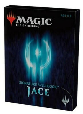 Jace Signature Spellbook - Magic: the Gathering