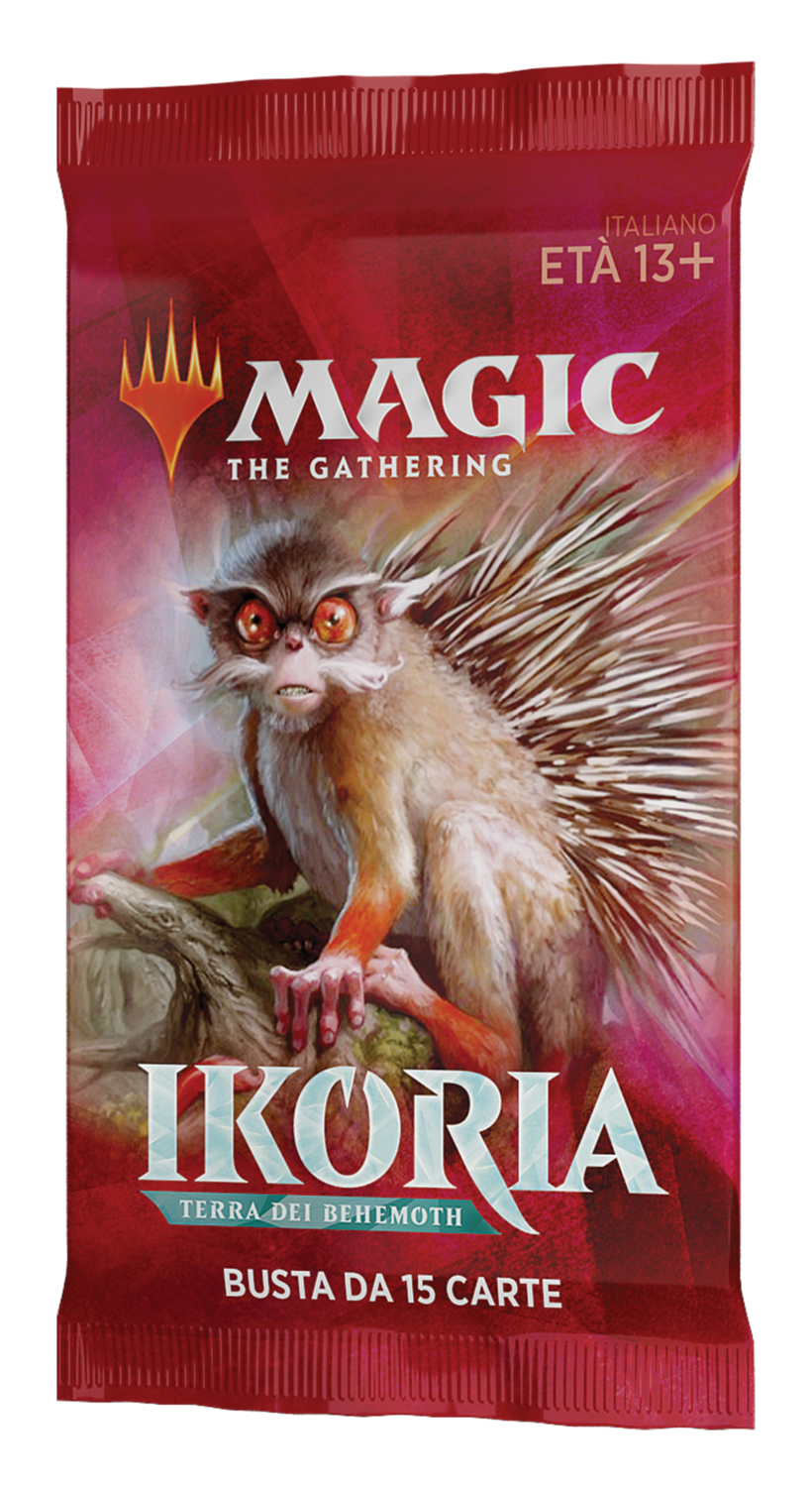 Ikoria Bustina - Magic: the Gathering