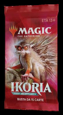 Ikoria Bustina - Magic: the Gathering