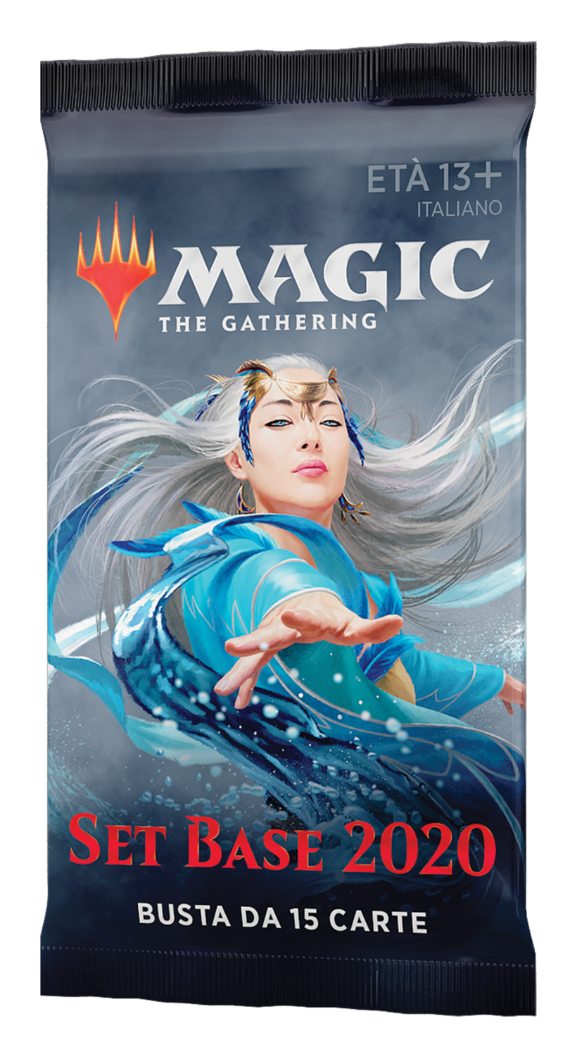 Set Base 2020 Bustina - Magic: the Gathering