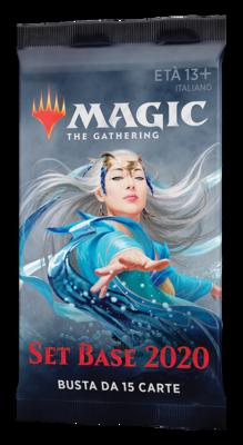 Set Base 2020 Bustina - Magic: the Gathering