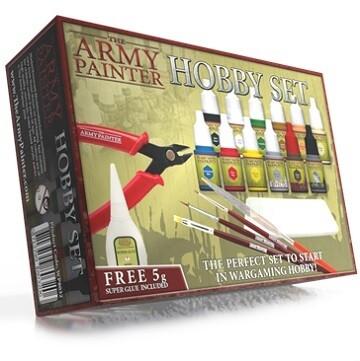 Army Painter Hobby Set