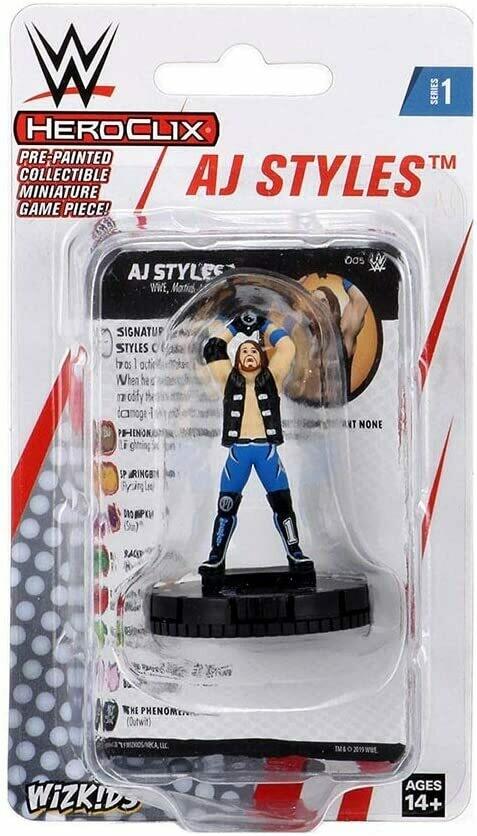 WWE Heroclix - Aj Styles