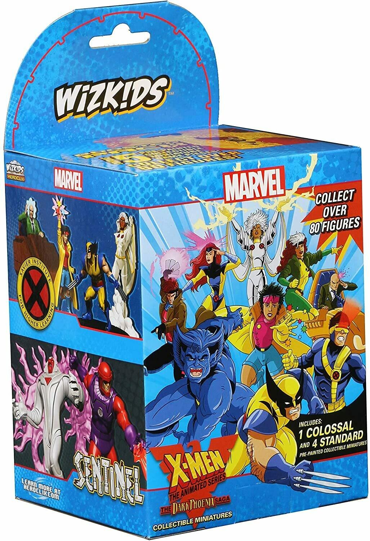 X-Men The Animated series - The Dark Phoenix Saga - Booster HeroClix