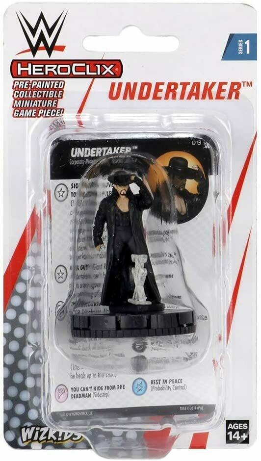 WWE Heroclix - Undertaker