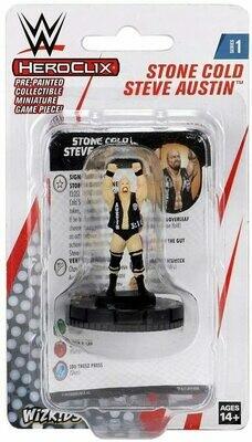 WWE Heroclix - Stone Cold Steve Austin