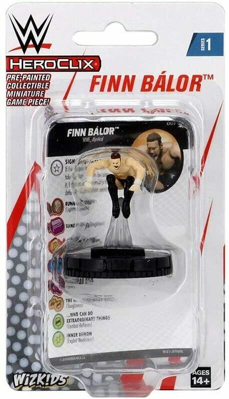 WWE Heroclix - Finn Balor