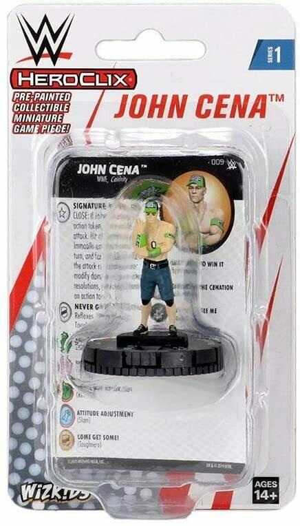 WWE Heroclix - John Cena