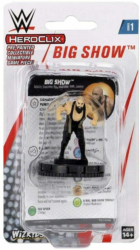 WWE Heroclix - Big Show