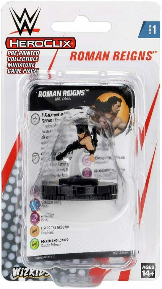 WWE Heroclix - Roman Reigns