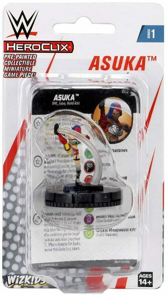 WWE Heroclix - Asuka