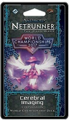 World Champion 2017 Corporation - Android Netrunner LCG