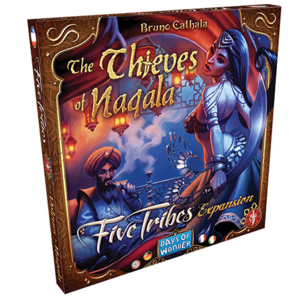 The Thieves of Naqala - Five Tribes (espansione)