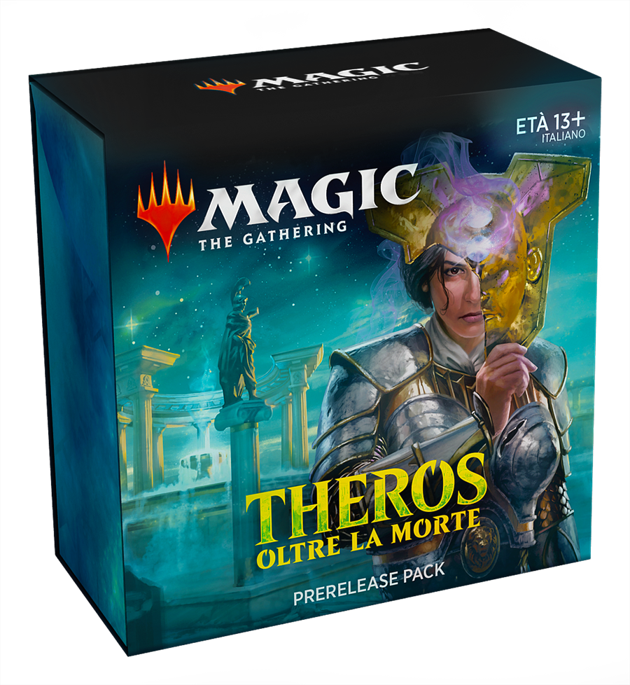 Theros Oltre la Morte Pre-Release Pack - Magic: the Gathering