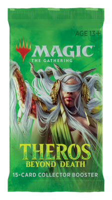 Theros Oltre la Morte Collector Booster - Magic: the Gathering