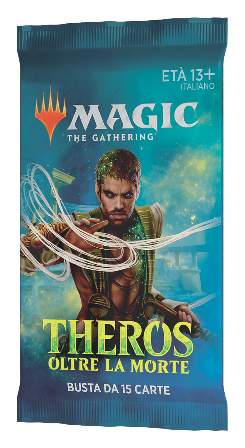 Theros Oltre la Morte Bustina ENG - Magic: the Gathering