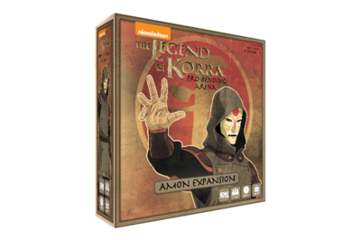 The Legend of Korra Pro-Bending Arena - Exp Amon's Invasion