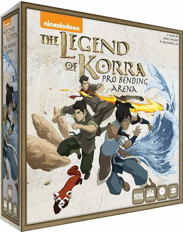 The Legend of Korra Pro-Bending Arena