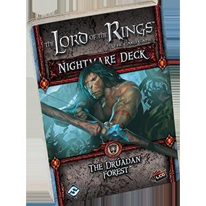 The Druadan Forest Nightmare Deck - Il Signore degli Anelli - LCG