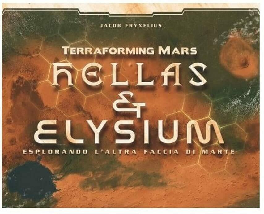 Terraforming Mars - Hellas & Elysium (Espansione)