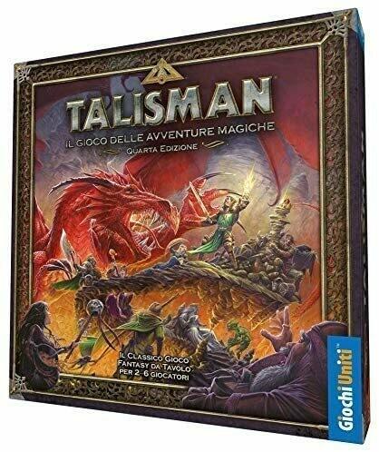 Talisman - Il Gioco delle Avventure Magiche