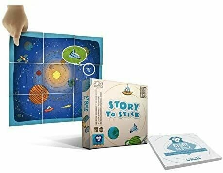 Story to Stick - Sun & Planets