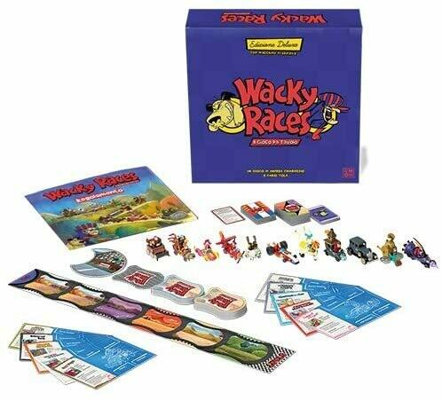 Wacky Races - Il Gioco da Tavolo Deluxe Edition