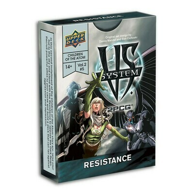 VS System - 2PCG Resistance