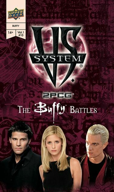 VS System - 2 PCG The Buffy Battles