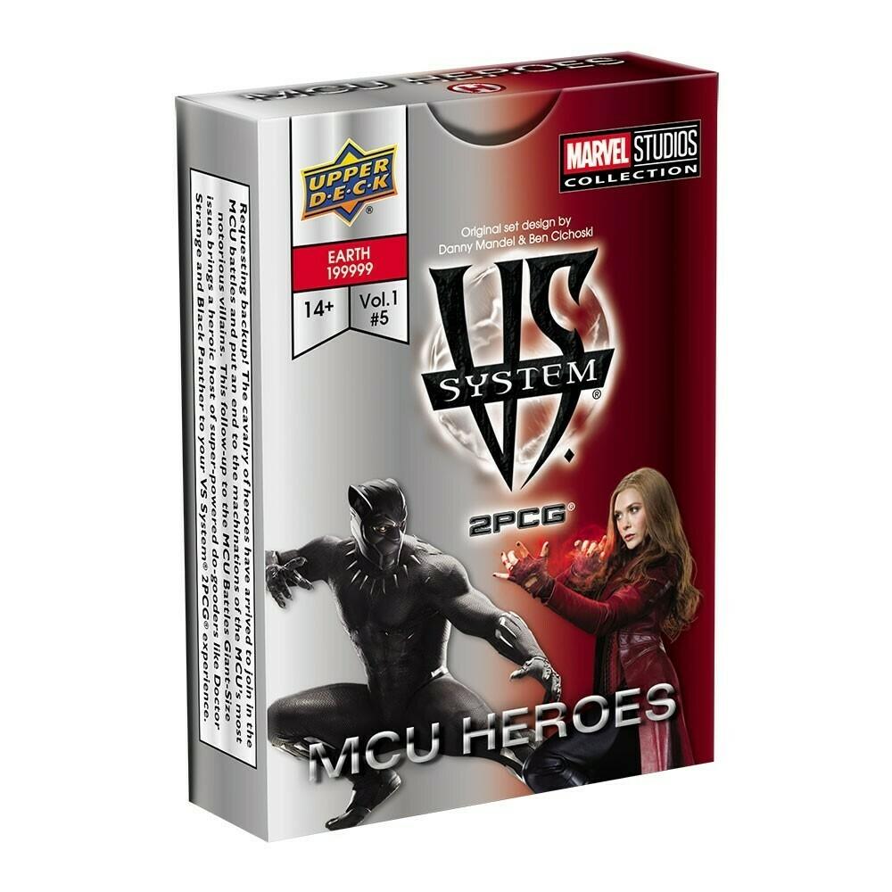 VS System - 2PCG MCU Heroes