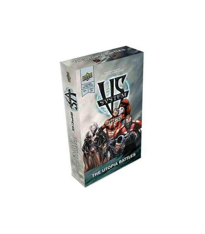 VS System - 2 PCG The Utopia Battles