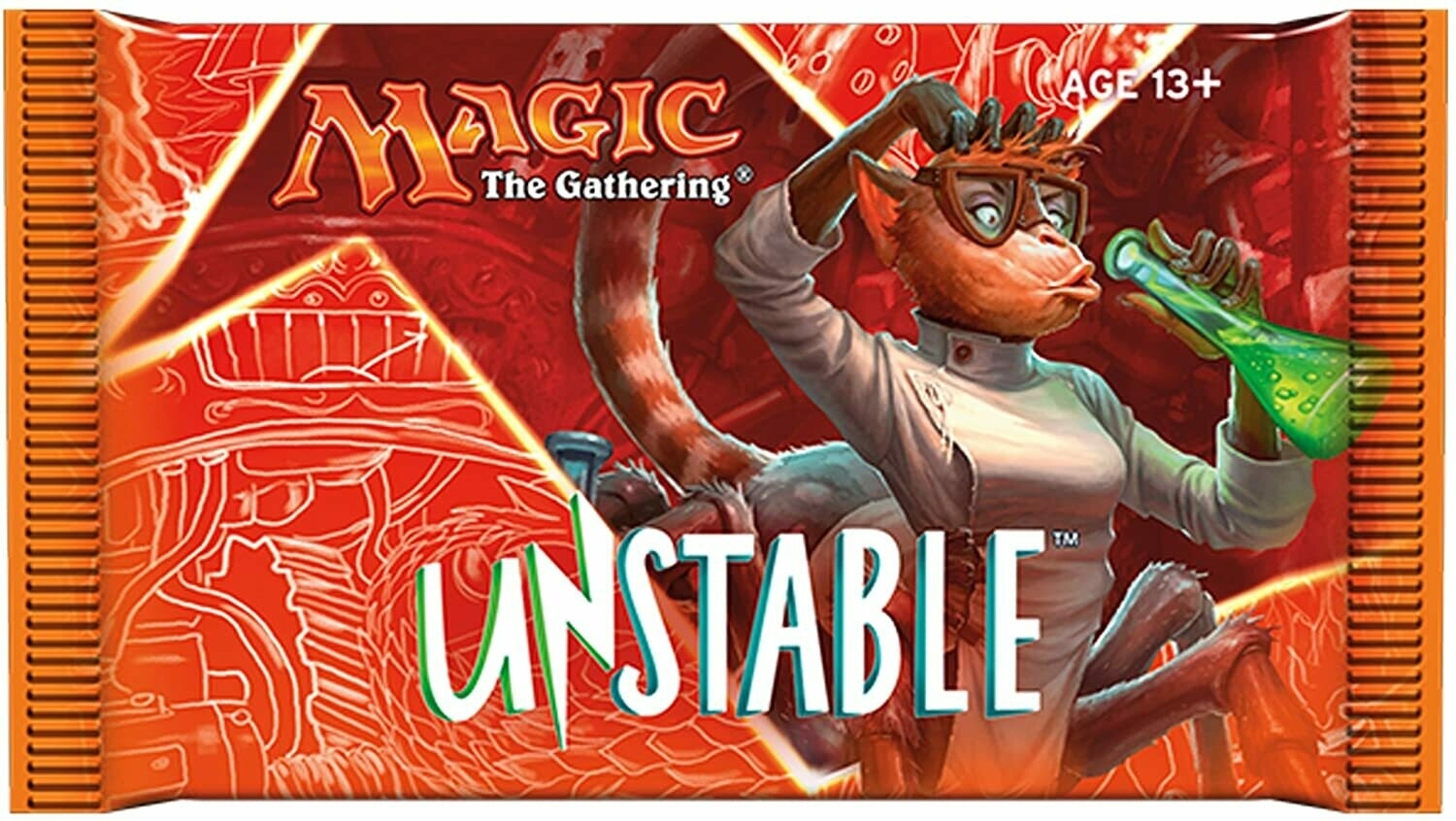 Unstable Bustina - Magic: the Gathering