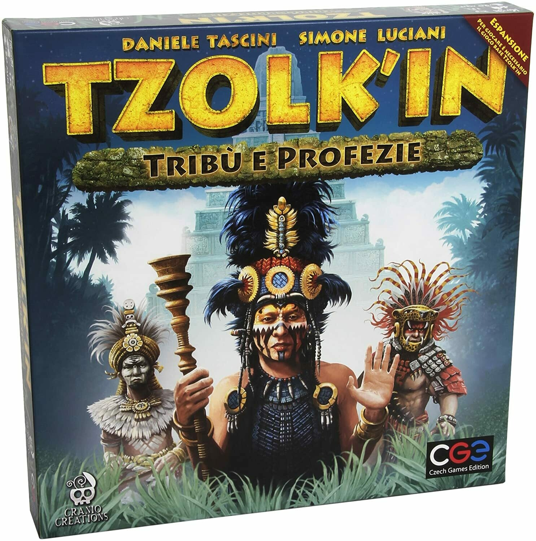 Tribù e Profezie - Tzolk'in