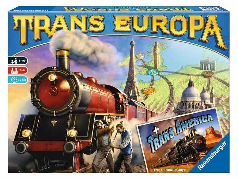 Transeuropa+ Transamerica