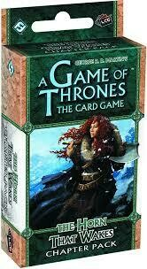 The Horn That Wakes Chapter pack - A Game of Thrones LCG