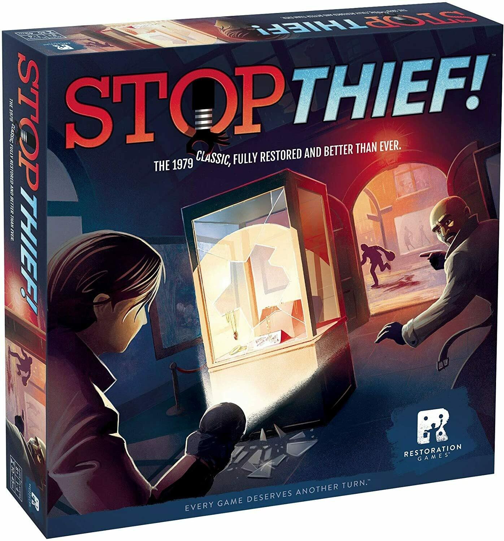 Stop Thief 2e ENG