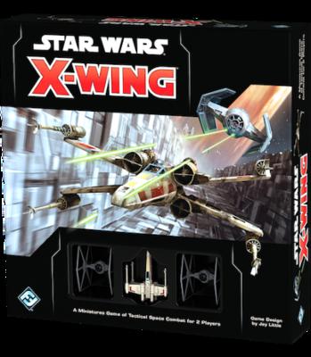 Star Wars X-Wing Seconda Ed. - Gioco di miniature