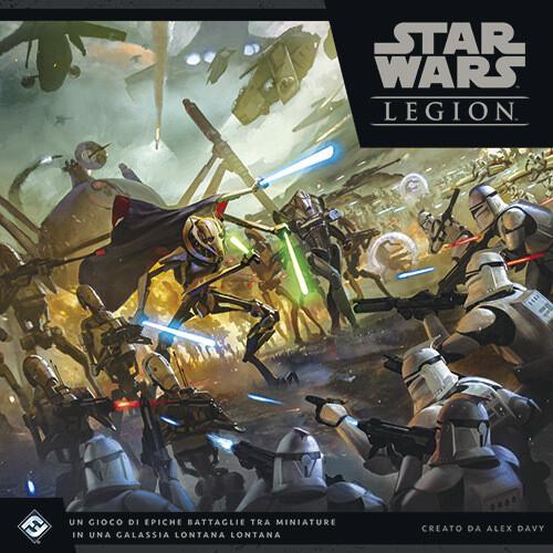 Star Wars Legion - Guerre dei Cloni