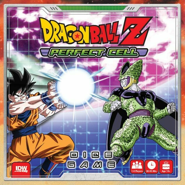 Dragonball Z - Perfect Cell - Dice Game