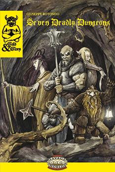 Savage Worlds - Seven Deadly Dungeon