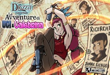 Drizzit - Il Gioco di Ruolo Espansione 7 - Le Avventure di Ugi & Calebrina