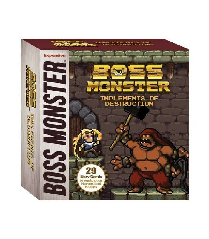 Boss Monster Espansione - Strumenti di Distruzione