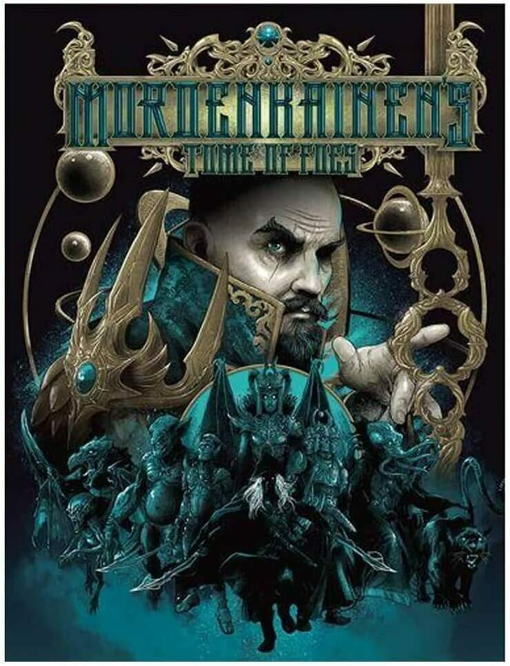 D&D Mordenkainen's Tome of Foes - Quinta Ed. LIMITATA