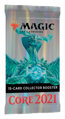 Set Base 2021 Collector Booster - Magic: the Gathering