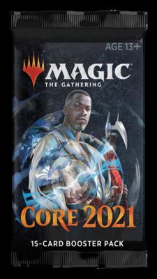 Set Base 2021 Busta ENG - Magic: the Gathering