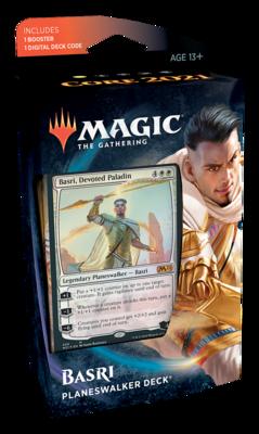 Set Base 2021 Mazzo Planeswalker Basri - Magic: the Gathering