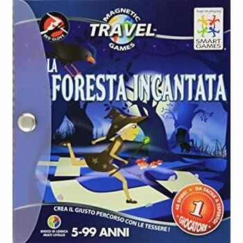 La foresta incantata - Magnetic travel games