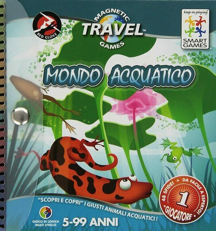 Mondo acquatico - Magnetic travel games