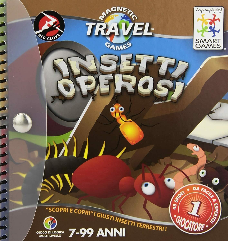 Insetti operosi - Magnetic travel games