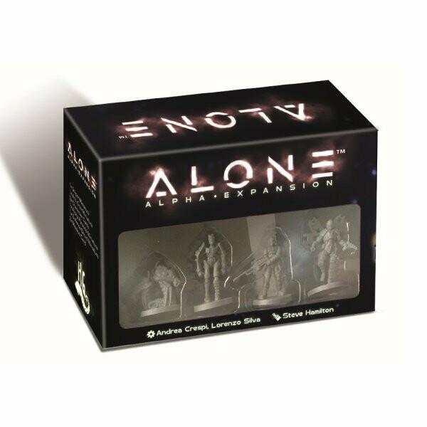 Alone Espansione Alpha